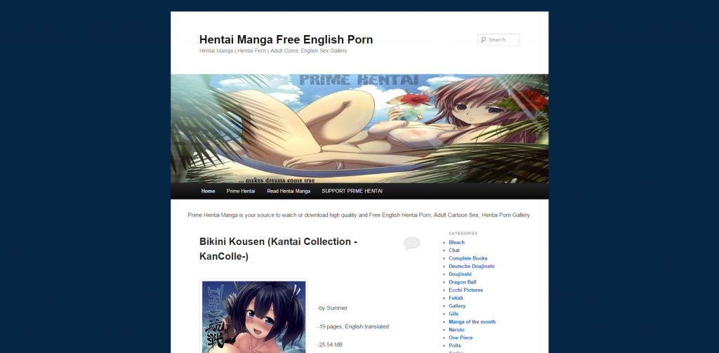 English Hentai Clips